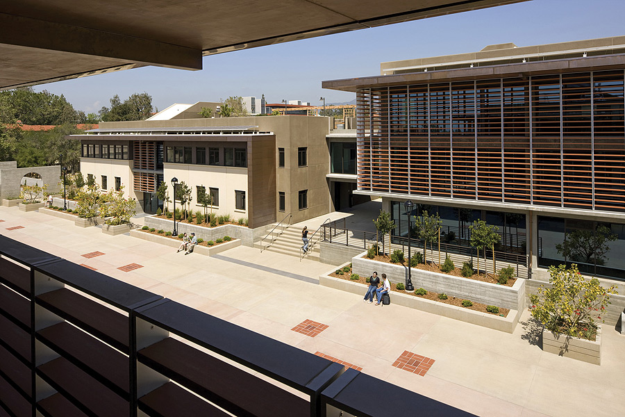 Pomona College Residence Hall