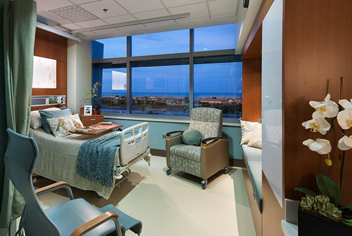 Completed Camp Pendleton Naval Hospital | Murray Company | Mechanical  Contractors