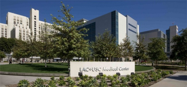LAC + USC Medical Center