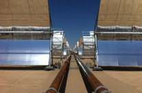 Mojave Solar Plant