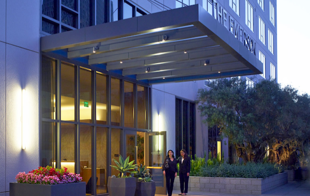 The Emerson Luxury Apartments