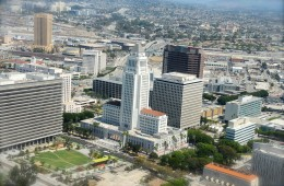 Los Angeles City Hall Renovation