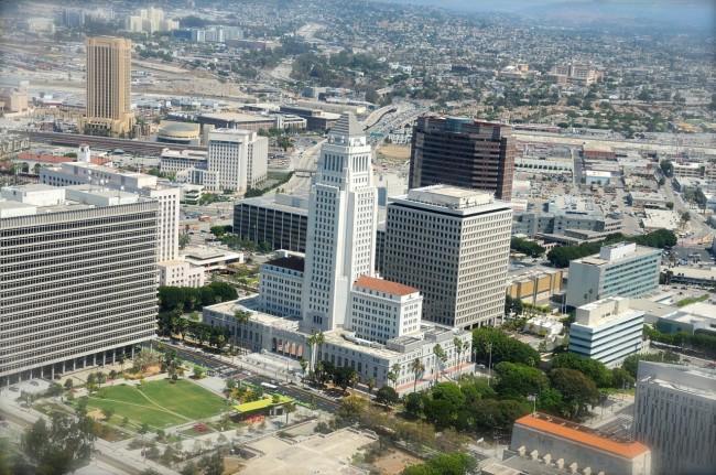 Los Angeles City Hall Renovation