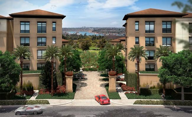The Meridian Condominiums