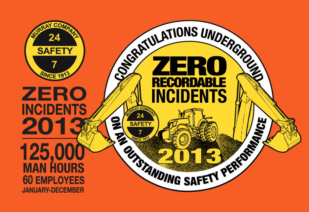 Zero Recordable Incidents