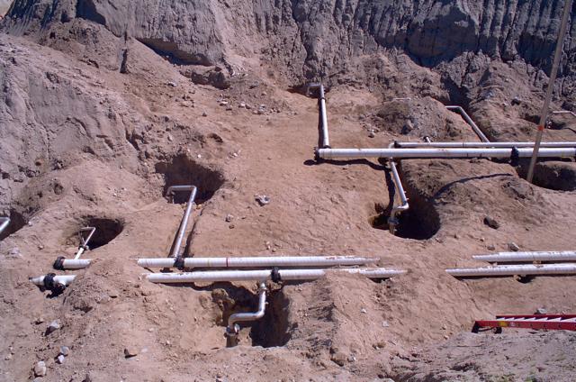 Lockheed Soil Vapor Extraction