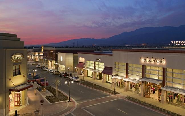 Victoria Gardens Shopping Center