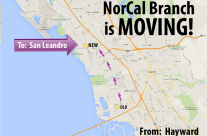 NorCal Branch Office has Moved!