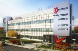 Gilead B357 | Lab Building & Pilot Plant