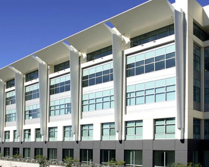 Fox Studios Parking Structure