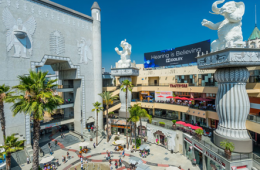 Hollywood & Highland Entertainment