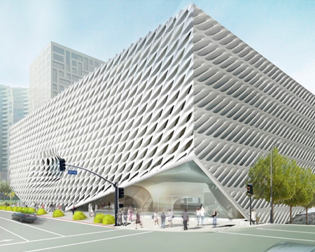 The Broad Museum