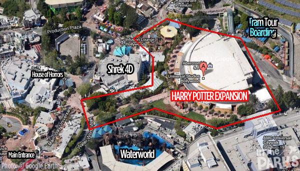 Universal Studios Project 384